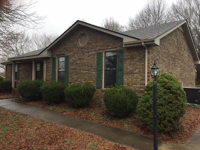 Clarksville TN Single Family Home For Sale: $134,000