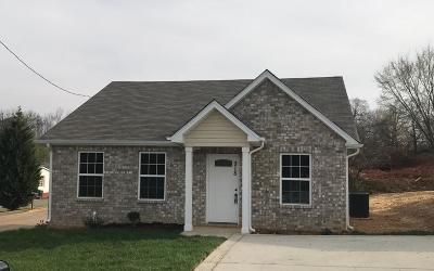 Springfield Single Family Home For Sale: 1603 Page St