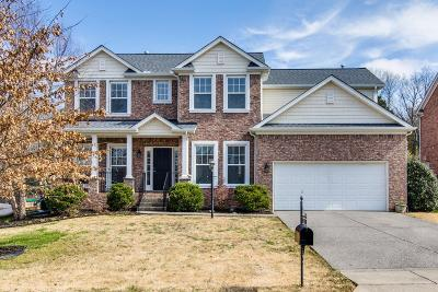 Mount Juliet Single Family Home For Sale: 116 Normandy Dr