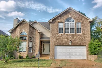 Nashville Single Family Home For Sale: 6745 Sugar Hill Dr