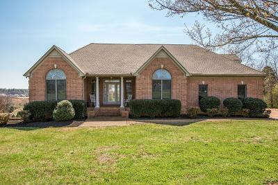 Columbia Single Family Home For Sale: 2857 Carters Creek Sta Rd