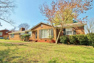 Nashville Single Family Home For Sale: 224 Emery Dr