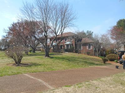 Hendersonville Single Family Home For Sale: 100 Choctaw Ct