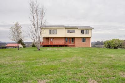 Columbia Single Family Home For Sale: 2317 Harlan Rd