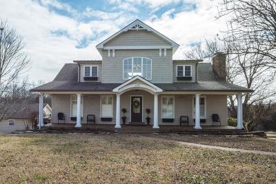 Wilson County Single Family Home Under Contract - Showing: 210 Gilley Rd