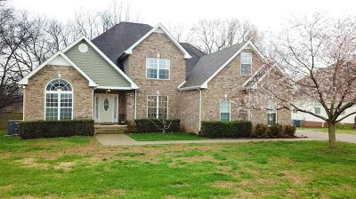 Clarksville TN Single Family Home For Sale: $305,000