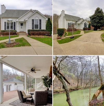 Christian County, Ky, Todd County, Ky, Montgomery County Single Family Home For Sale: 1723 Broadripple Dr