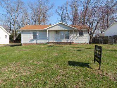 Christian County, Ky, Todd County, Ky, Montgomery County Single Family Home For Sale: 369 Donna Dr