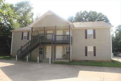 Christian County, Ky, Todd County, Ky, Montgomery County Rental For Rent: 2824 -H Cobalt Drive