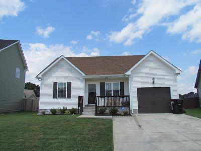 Christian County, Ky, Todd County, Ky, Montgomery County Rental For Rent: 619 Fennec Way