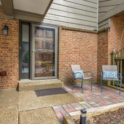 Nashville Condo/Townhouse For Sale: 717 Harpeth Trace Dr