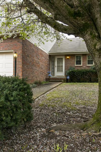 Clarksville Condo/Townhouse For Sale: 1200 #2 Riverwood Place #2 #2