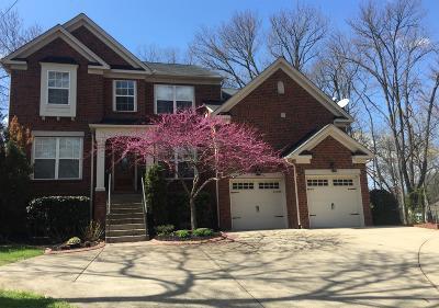 Nashville Single Family Home For Sale: 4431 Soper Ave