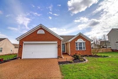 Spring Hill  Single Family Home For Sale: 2273 Hayward Ln