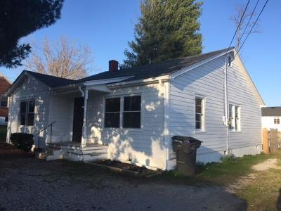 Columbia Single Family Home Under Contract - Showing: 406 Fleming St
