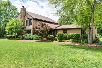 Nashville Single Family Home For Sale: 2005 Kingsbury Dr