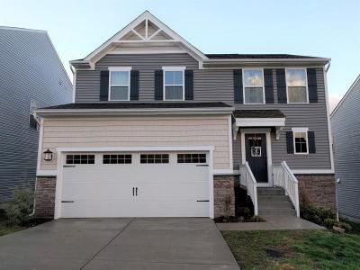 Nashville Single Family Home For Sale: 1416 Scarcroft Ln