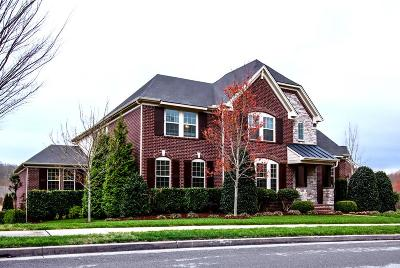 Franklin TN Single Family Home For Sale: $639,900
