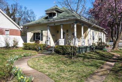 Nashville Single Family Home For Sale: 302 Chapel Ave
