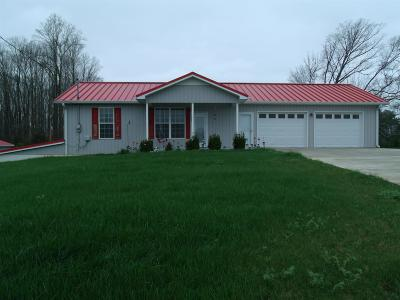 Winchester Single Family Home For Sale: 5755 Aedc Rd