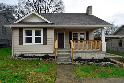 Madison Single Family Home Under Contract - Showing: 225 Wiley Street