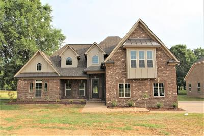 Lebanon TN Single Family Home Under Contract - Showing: $399,900