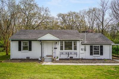 Nashville Single Family Home For Sale: 2907 Jones Ave