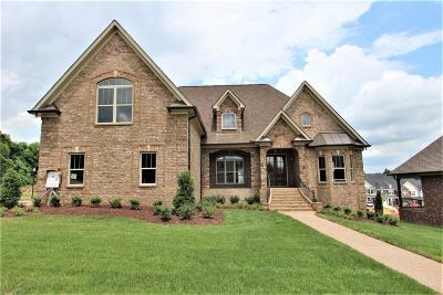 Mount Juliet Single Family Home For Sale: 506 Montrose Dr. #319