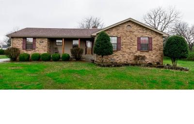 Gallatin Single Family Home For Sale: 161 Rockwood Ter