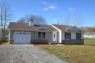 Clarksville TN Single Family Home For Sale: $129,900