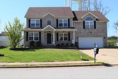 Clarksville TN Single Family Home For Sale: $258,000