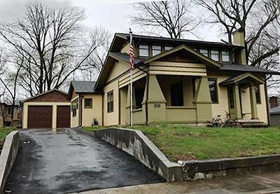 Springfield Single Family Home Under Contract - Showing: 311 N Main St