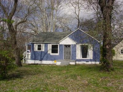 Nashville TN Single Family Home For Sale: $169,900