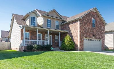 Clarksville TN Single Family Home For Sale: $229,000