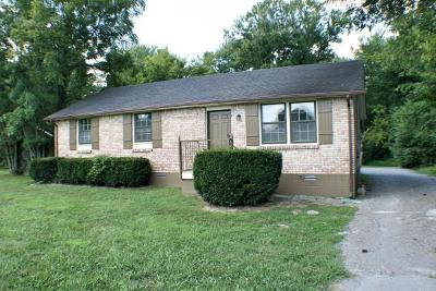 Mount Juliet Single Family Home Active - Showing: 13523 Lebanon Rd