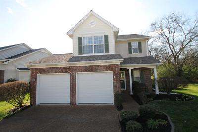 Franklin  Single Family Home Under Contract - Showing: 3129 Tristan Dr