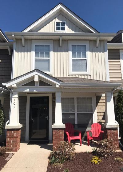 Nashville Condo/Townhouse For Sale: 105 Shadow Glen Dr