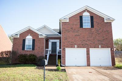 Nashville Single Family Home For Sale: 7224 Explorer Trl