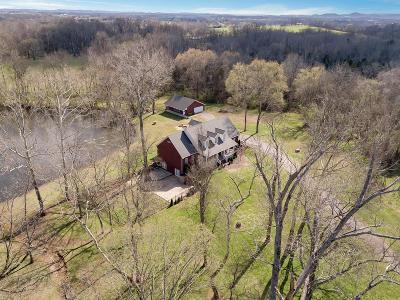 Spring Hill Single Family Home For Sale: 2489 Lakeshore Dr
