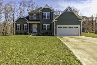 Clarksville TN Single Family Home For Sale: $202,000