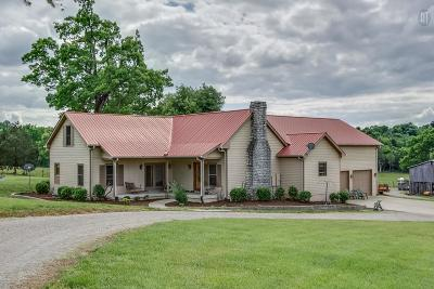 College Grove Single Family Home For Sale: 6827 Edwards Grove Rd