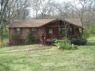 Nashville Single Family Home For Sale: 357 Wales Dr