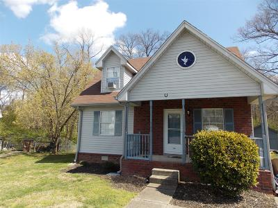 Single Family Home Sold: 628 Maple Top Dr