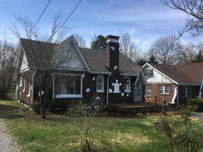 Nashville Single Family Home For Sale: 1322 Stratford Ave