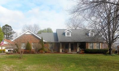 Hendersonville Single Family Home For Sale: 113 Hickory Heights Drive