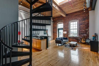 Nashville Condo/Townhouse For Sale: 1350 Rosa L Parks Blvd #411