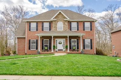 Clarksville TN Single Family Home For Sale: $279,500