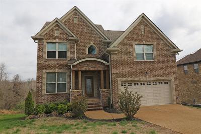 Mount Juliet TN Single Family Home For Sale: $379,900