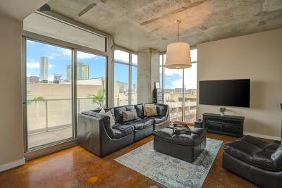 Nashville Condo/Townhouse Under Contract - Not Showing: 600 12th Avenue S Unit 741 #741