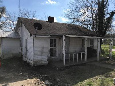 Marshall County Single Family Home For Sale: 319 Greenwood St